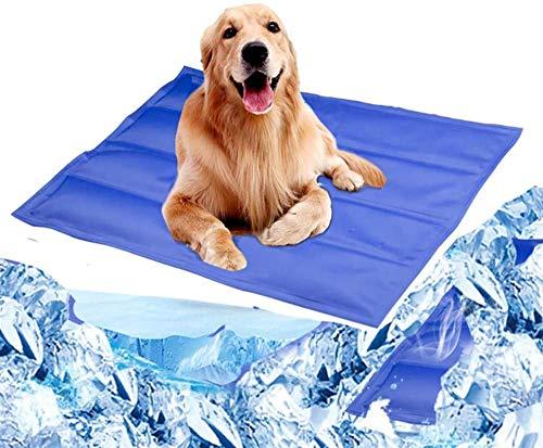XXSHN Leifeng Tower Luxus Hundebett Deluxe Kühlmatte für Hunde Katzen Selbstkühlend Wasserdicht Atmungsaktiv Hundedecke für Hundehütte Hundebett Hundekorb