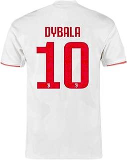Dybala 10 Juventus 2019-2020 Away Mens Socce Jersey