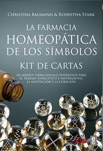 La Farmacia homeopática De los símbolos Kit De Cartas: Poderosos remedios homeopáticos codifi cados en forma de símbolos (Plus vitae)