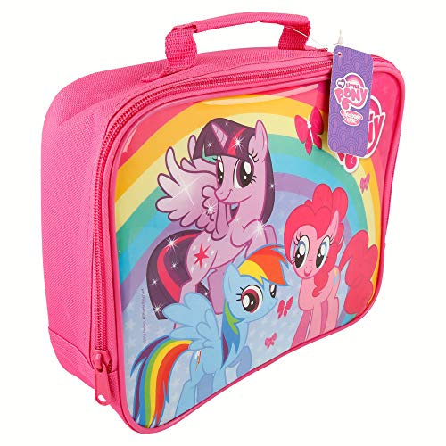Boyz Toys ST350refrigeratore Bag-My Little Pony, Poliestere, Rosa, 7x 21x 26cm