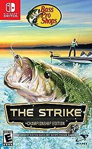 Bass Pro Shops: The Strike Championship Edition - Nintendo Switch