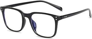 Gimdumasa Blue Light Filter Eyewear for Men Women Computer Gaming Anti Eye Fatigue Non Prescription Lens Blue Light Glasse...