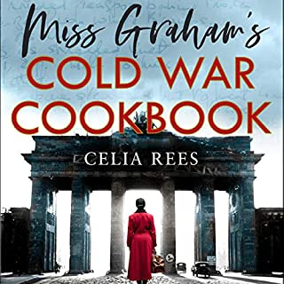 Miss Graham's Cold War Cookbook cover art