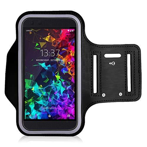 KP TECHNOLOGY Razer Phone 2 Armband – für Laufen, Radfahren, Wandern, Kanufahren, Wandern, Reiten und andere Sportarten für Razer Phone 2