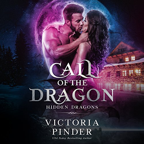 Call of the Dragon audiobook cover art