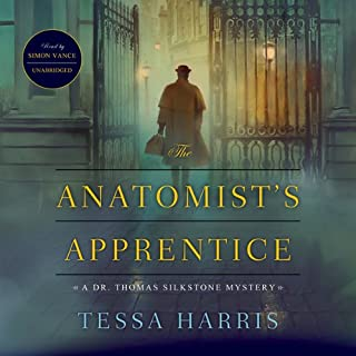 The Anatomist's Apprentice audiobook cover art
