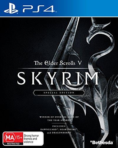 The Elder Scrolls V: Skyrim Special Edition - PlayStation 4 (PS4)