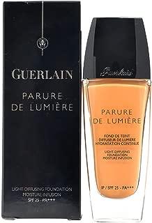 ゲラン - Parure De Lumiere Light Diffusing Fluid Foundation SPF 25 - # 24 Dore Moyen - 30ml/1oz