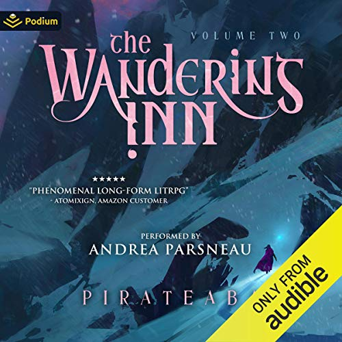 The Wandering Inn, Volume 2  By  cover art