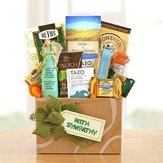 Heartfelt Thoughts Bereavement Gift Basket