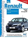 Renault Clio II: 1.2, 1.4, 1.6 und 2.0-Liter Benzinmotoren ab Baujahr 2001: 1301