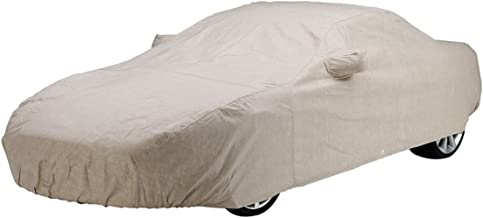 Covercraft Custom Fit Car Cover for Porsche 356 (Dustop Fabric, Taupe)