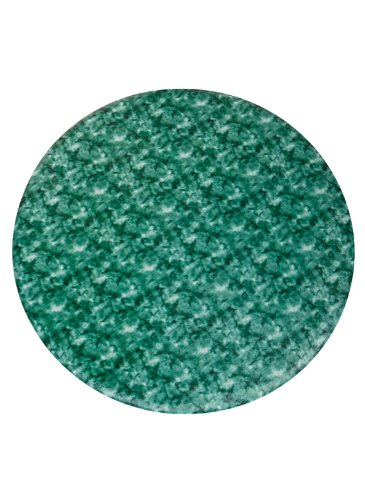 Carol Wright Gifts Vinyl Tablecloths - 48' Round, Green Marble