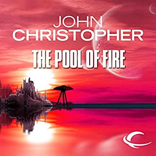 The Pool of Fire audiobook cover art