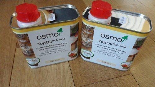 Osmo Top olej 3058 kuchenny blat roboczy - 0,5 l 2 x puszki