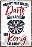 Reicht Mir Meine Darts Dart 20x30 cm Haus Bar Party Keller