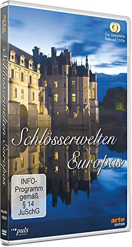 Schlösserwelten Europas [2 DVDs]