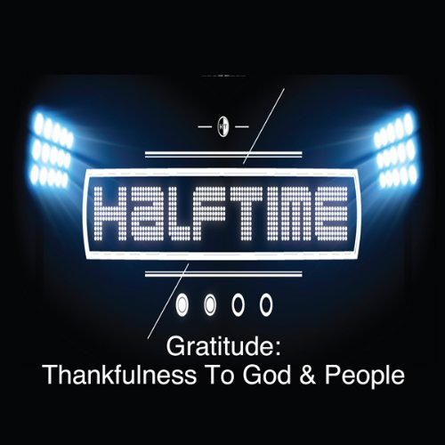 Gratitude: Thankfulnes to God and People cover art
