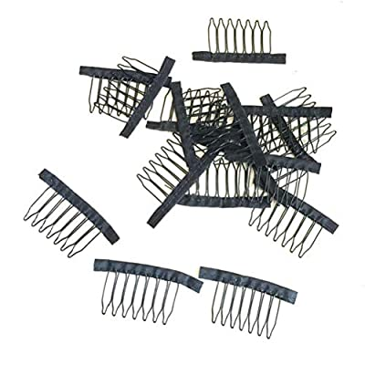 HEALLILY peluca peines clips