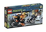 LEGO Agents Gold Tooth's Getaway (8967)