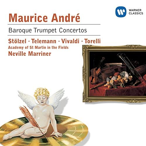 Maurice André/Sir Neville Marriner