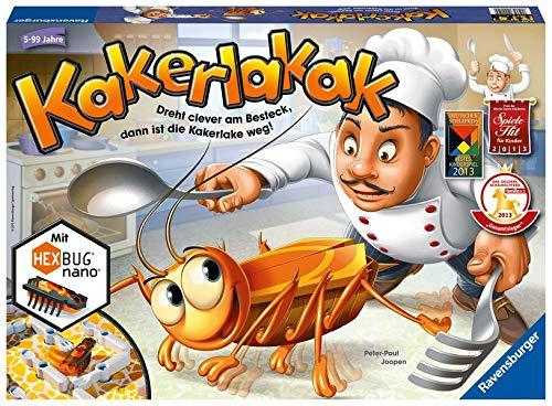 Kakerlakak: Dreht clever am Besteck, dann ist die Kakerlake Weg!