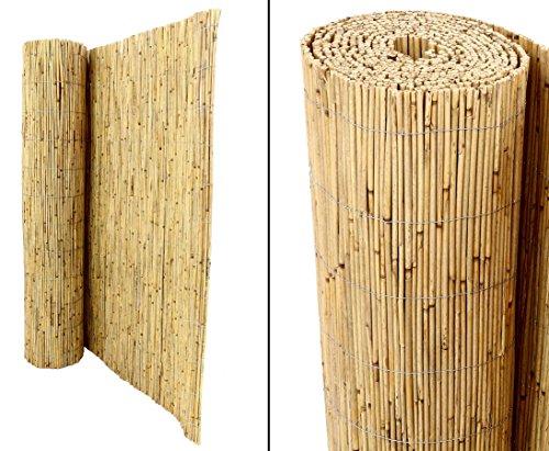 bambus-discount.com -   Schilfrohrmatte