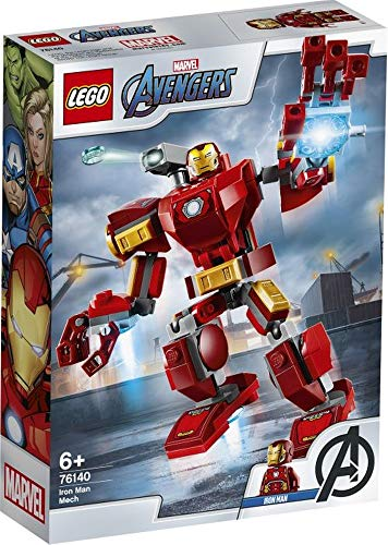 wow Lego® Marvel Super Heroes Avengers Iron Man-Mech, ab 6 Jahre