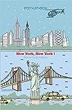 Pop up box - New York, New York ! (Loisirs créatifs)