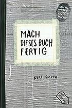Coverbild von Mach dieses Buch fertig, von Keri Smith