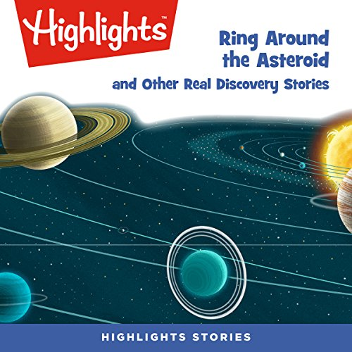 Ring Around the Asteroid and Other Real Discovery Stories copertina
