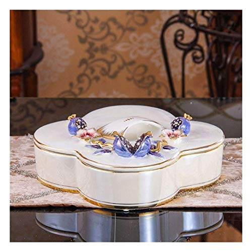 Home Equipment Fruit Tray European Fruit Plate Living Room...