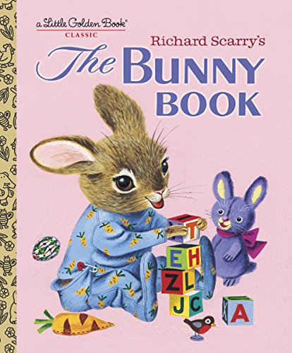Richard Scarry's The Bunny Book (Little Golden Book)の詳細を見る