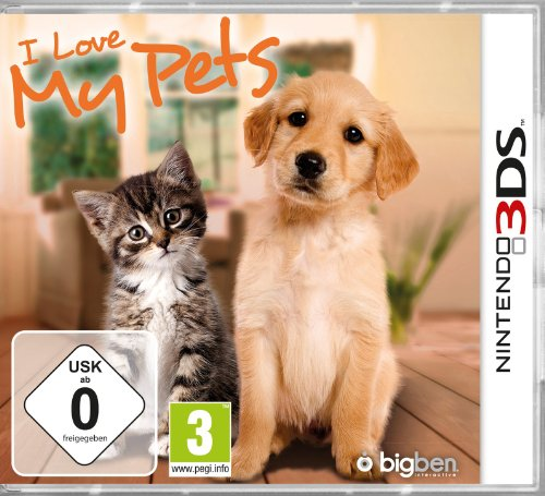 I Love My Pets [import allemand]