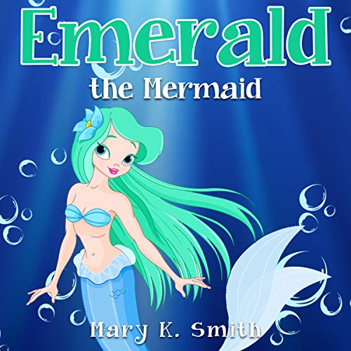 Emerald the Mermaid audiobook cover art