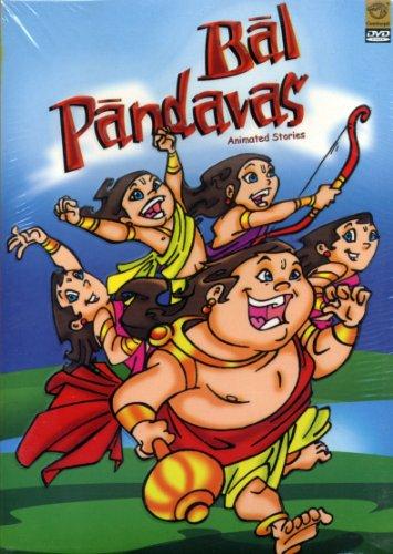 Bal Pandavas: Animated Stories - (DVD/Indian Mythology/Animated/Children/Educational/Indian History)