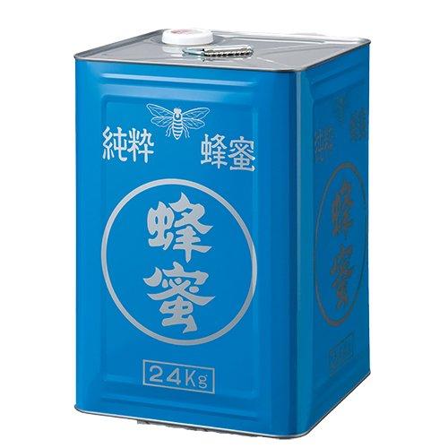 業務用カナダ産はちみつ24kg缶詰(受注生産品)