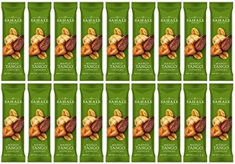 Sahale Snacks All Natural Nut Blends Grab And Go Variety Pack Choose from 12 Pack and 18 Pack product image