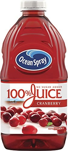100 cranberry juice no sugar - 5