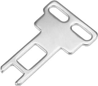 ZCHXD CZ93-K1 Interlock Key Guard Lock for Safety-Door Switch, Horizontal
