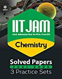 IIT JAM Chemistry Solved Papers and Practice Sets 2022