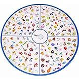 Yiyu Brettspiel Gedächtnisspiele, Gesellschaftsspiel Für Kinder Familien Party, Detektiv...