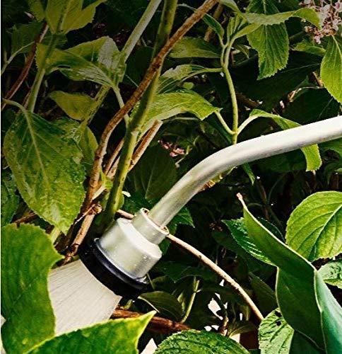 GEKA 20120GGSB Gießgerät Soft rain-Classic Plus 35° 120cm, Dunkelgrau, 18 x 8 x 13 cm