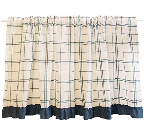 [D] Tenda per caffè cortina di cortina di finestra cortina di cortina di cortina di finestra di stile di cucina