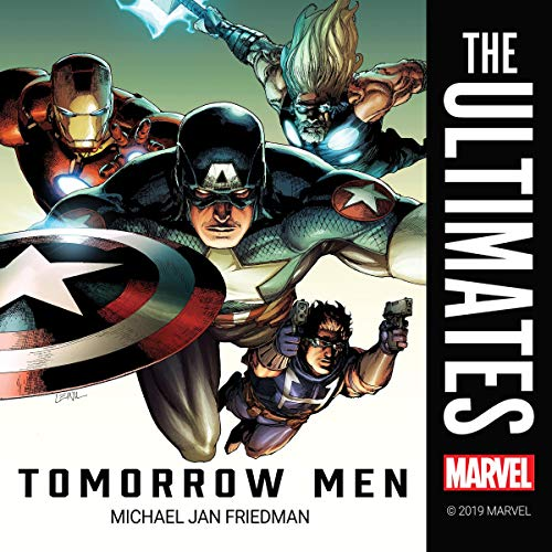 The Ultimates: Tomorrow Men cover art