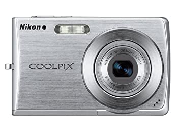 Nikon Coolpix S200 7.1MP Digital Camera with 3x Optical Zoom