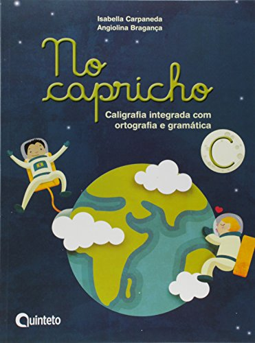 No Capricho C - Caligrafia Integrada - 02 Edição