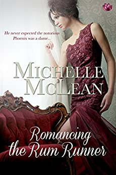 Romancing the Rumrunner (Entangled Scandalous) by [Michelle McLean]