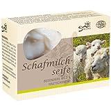 Saling oveja Leche Jabón blanca oveja 85 gr