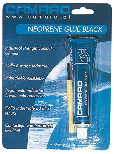 Camaro Neoprene Glue Black Neoprenkleber Schwarz 30g